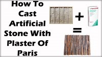 How-To Written Instruction: Plaster Casting