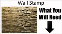 How-To Written Instruction: Wall Stamp