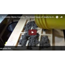 Concrete Stone How-To's