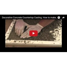 Decorative Concrete How-To's