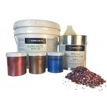 Epoxy Metallics and Flakes