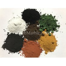 Concrete Oxide Pigments