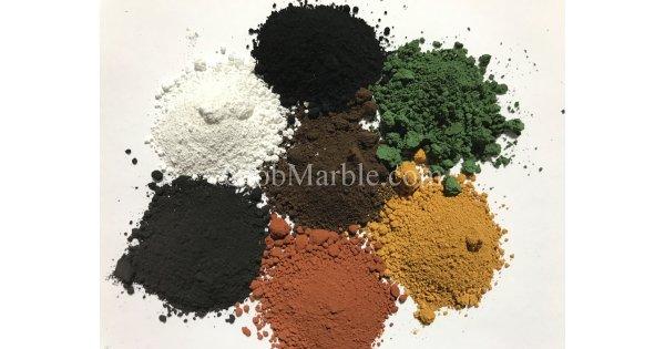Concrete Oxide Pigments Category