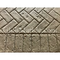 Concrete Border Stamps