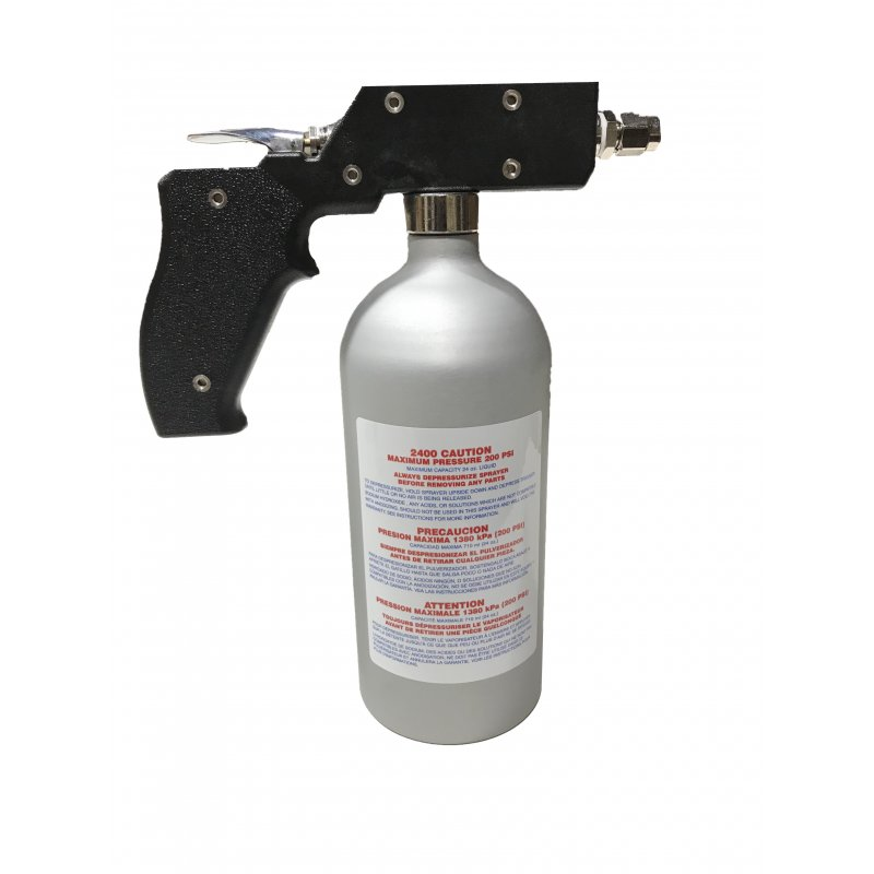 Non-Aerosol Sprayer for Release Agent
