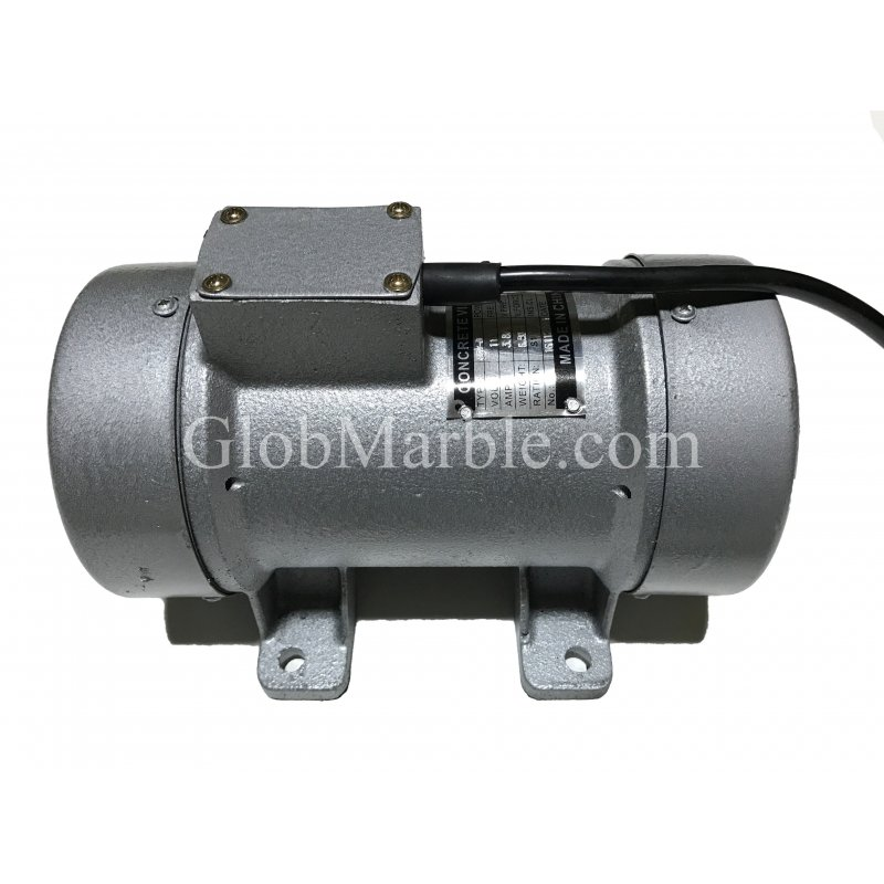 Concrete Vibrating Motor 0.28 kW Power (110V, 220V)