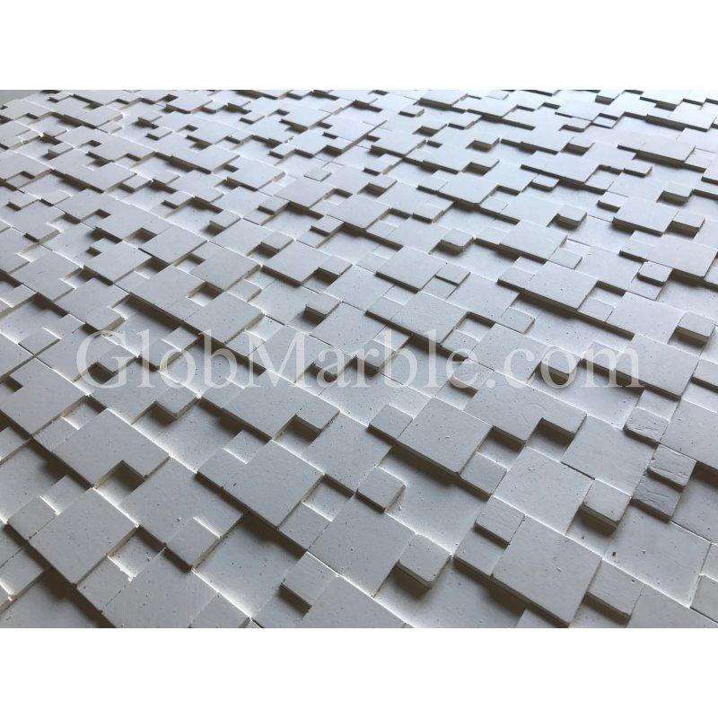 Mosaic Concrete Stone Mold MS 824
