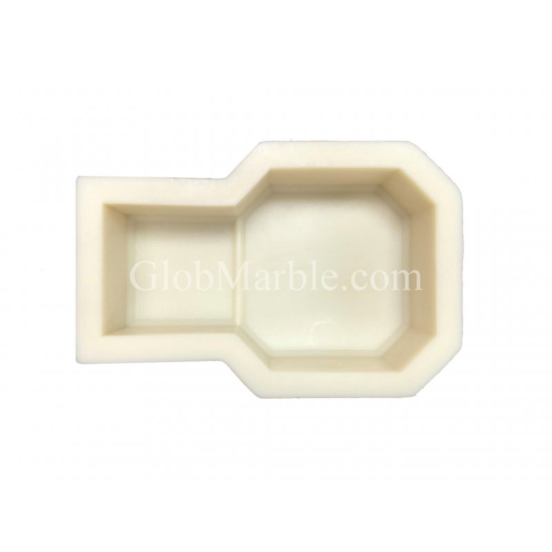 Paver Stone Mold PS 13039R Rubber Mold