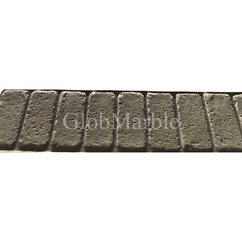 Brick Border Concrete Stamp Mold SM 4410
