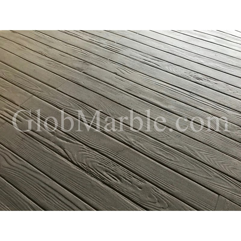 Wood Texture Stamp Concrete Mat
