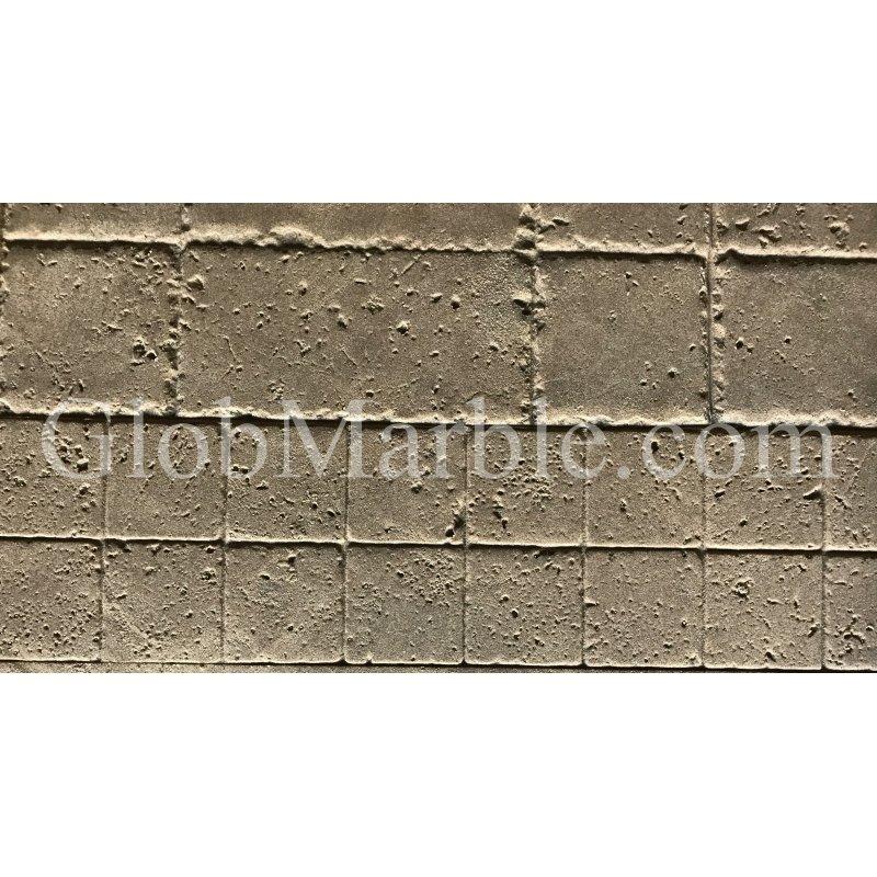 Concrete Stamp Mold SM 6010 Travertine Border