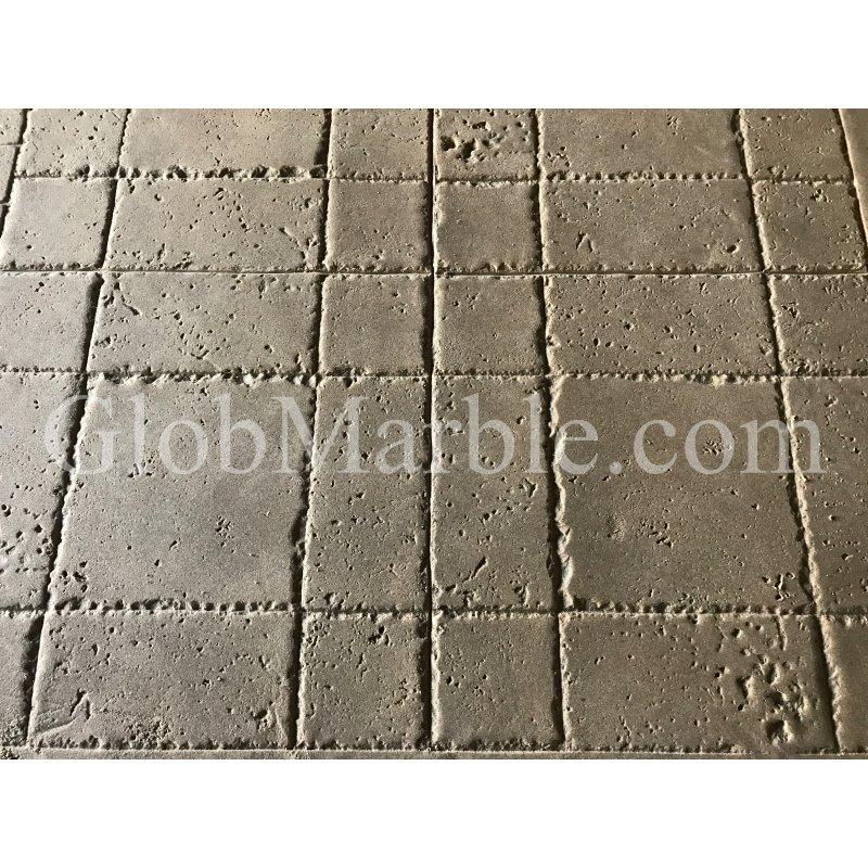 Concrete Stamp Mold SM 6200 Travertine Stone