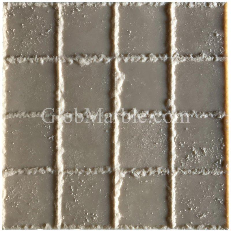 Travertine Stone Pattern Stamp I Stamped Concrete I
