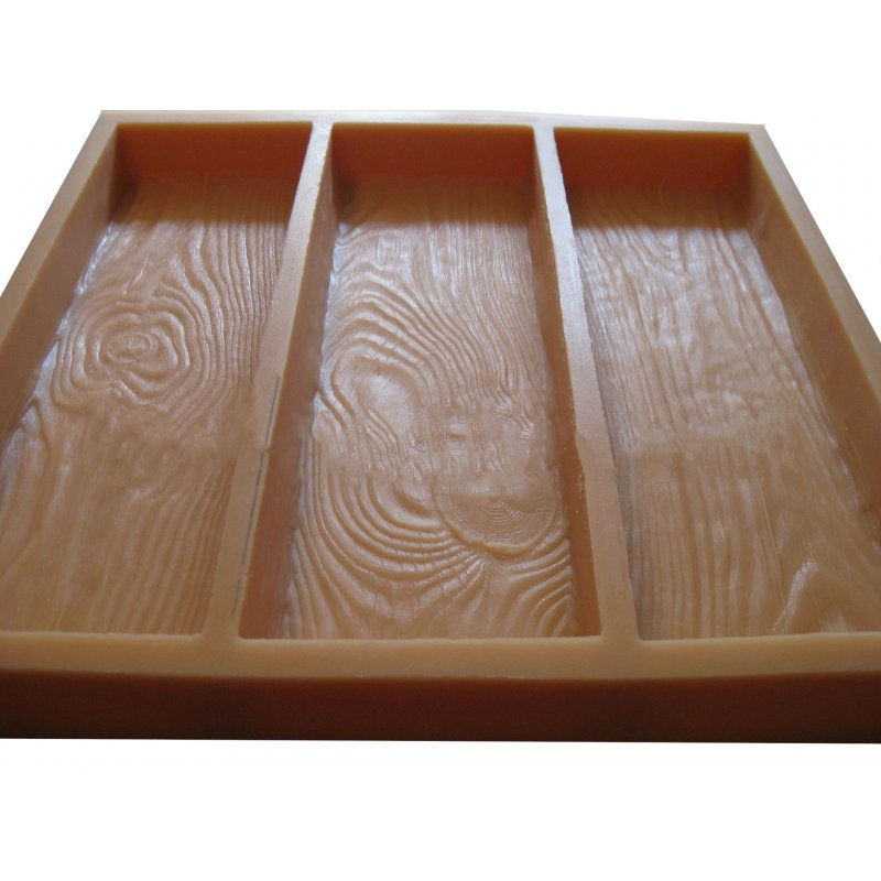 Stepping Stone Molds Wood Grain Ws 5010
