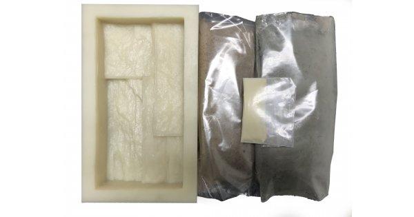 Stone Veneer Molds Sample Kit Vs 101 6 1