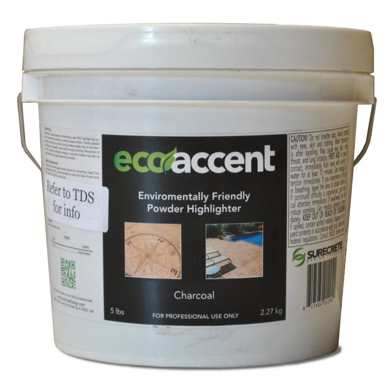 Concrete Accent Color Water Based Stain