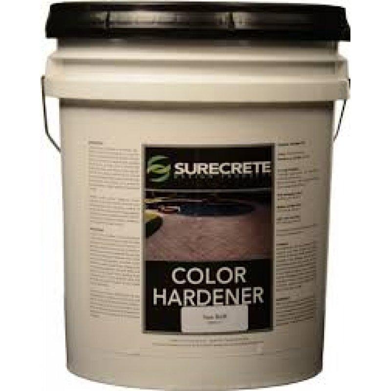 Color Concrete Hardener Pail