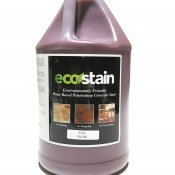 Concrete Stains. Water-Based Eco-Stain
