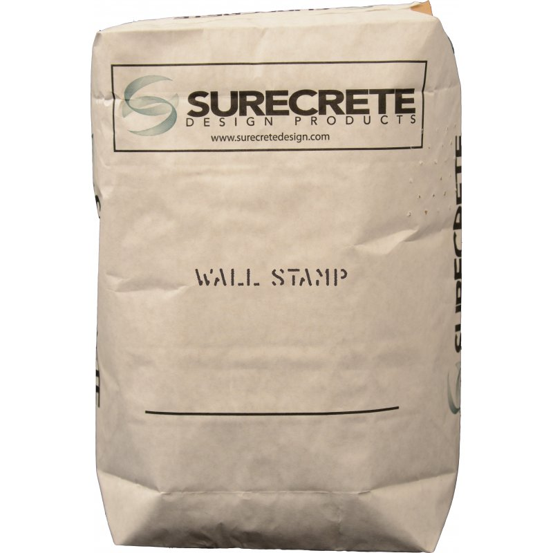 Wall Stamp - Concrete Overlay Light Gray (40lb)