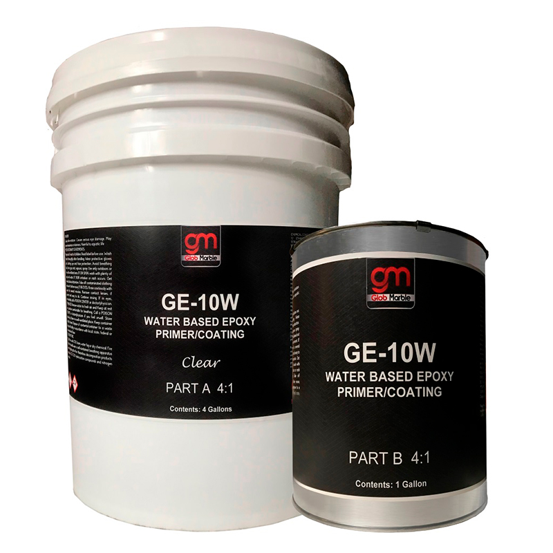 Water Based Epoxy GE-10W  Clear  1 Gal