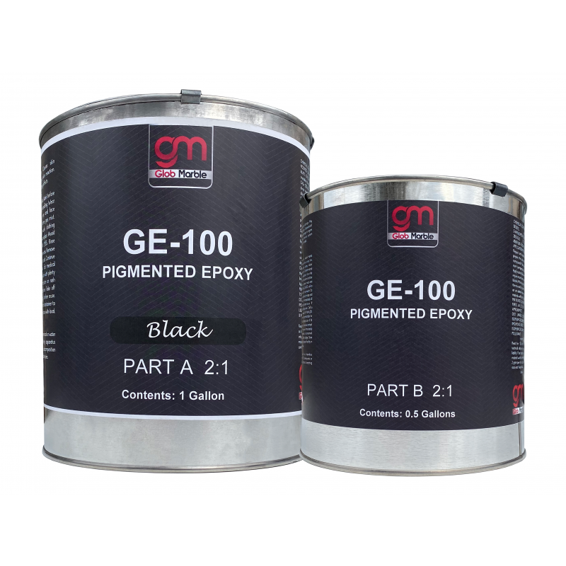 High Solid Colored Epoxy GE-C100