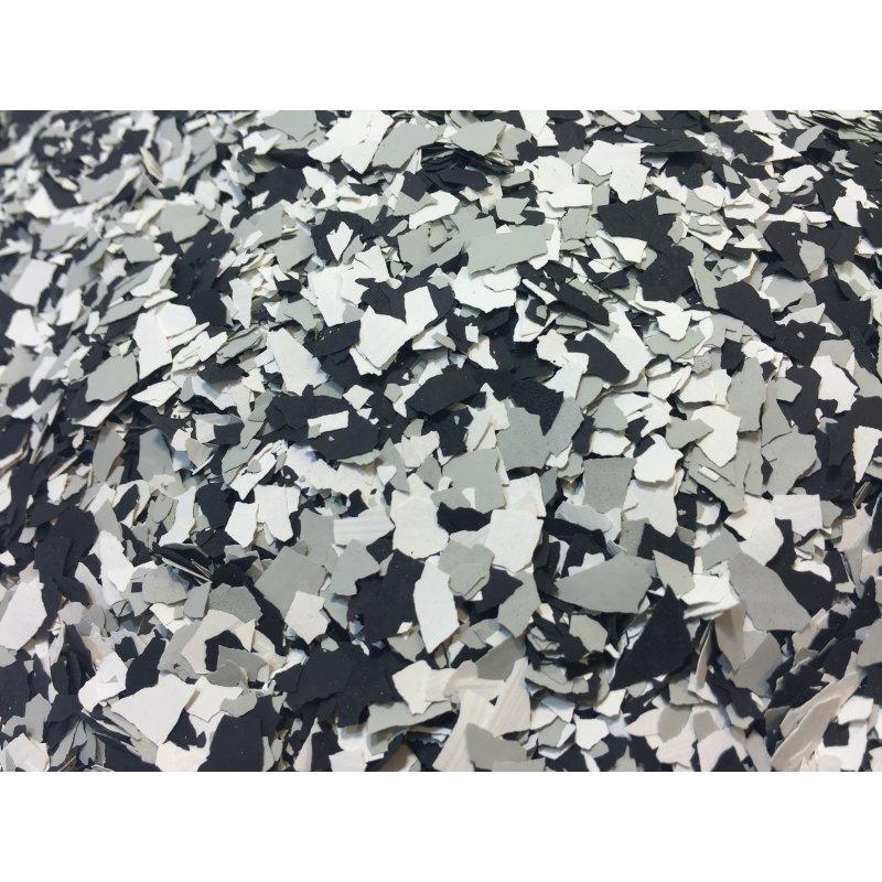 Garage Floor Epoxy Epoxy Floor Vinyl Flake Chips For