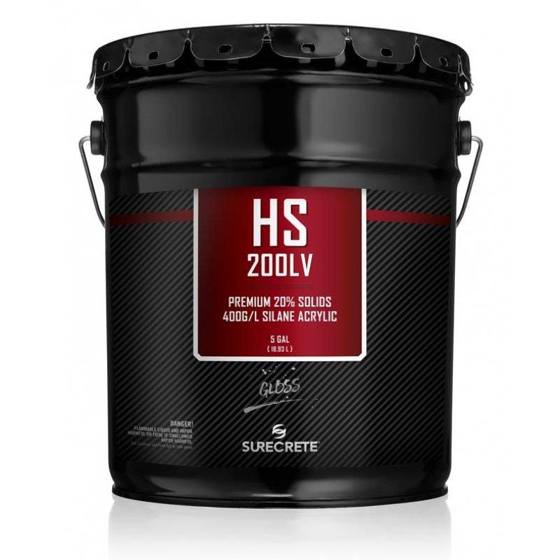 Premium Acrylic Concrete Sealer. HS-200