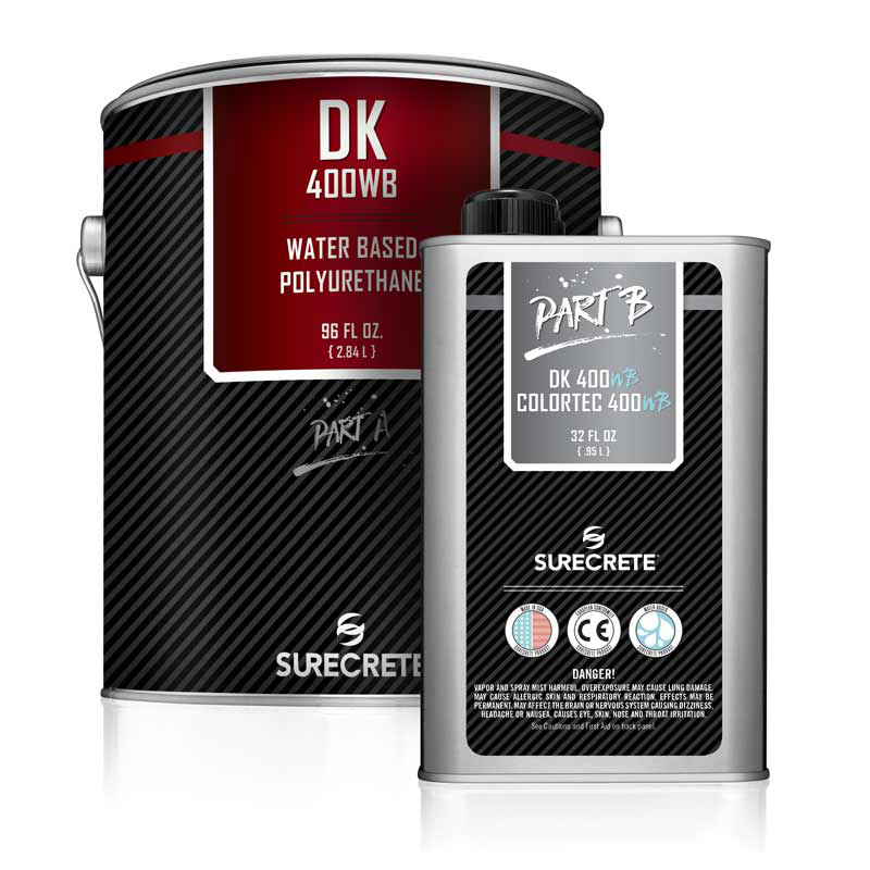 Polyurethane Water Based Clear Coating - DK400WB