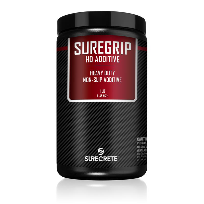 SureGrip - Non Slip Sealer Grip Additive HD