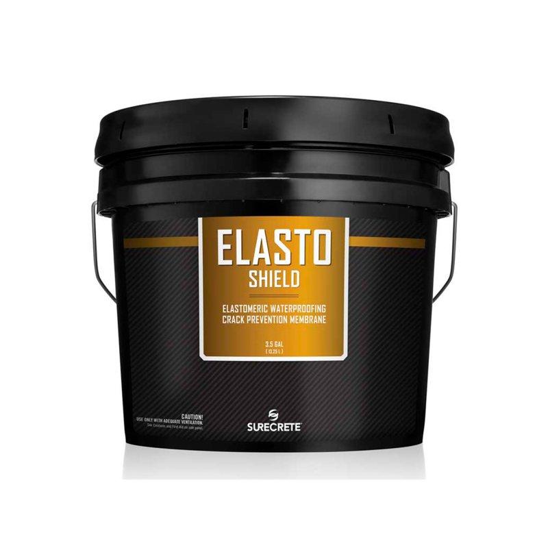 Elasto-Shield - Concrete Water-Proofing Membrane Elastomeric Liquid