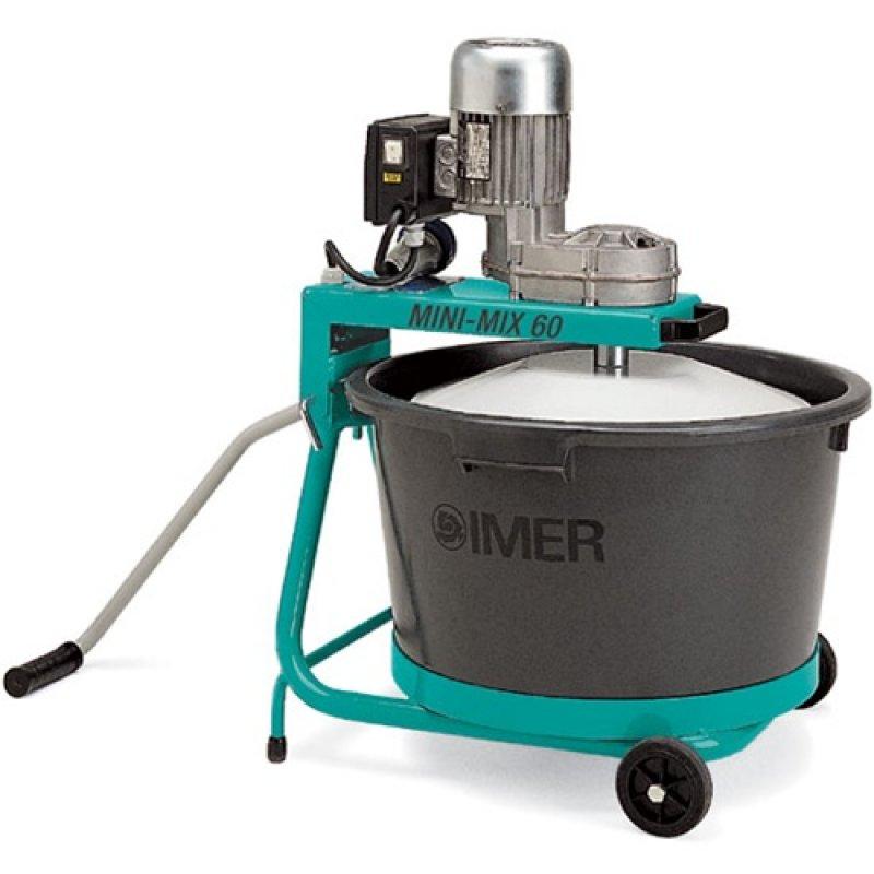 Imer Vertical Shaft Mixer - Mini-Mix 60