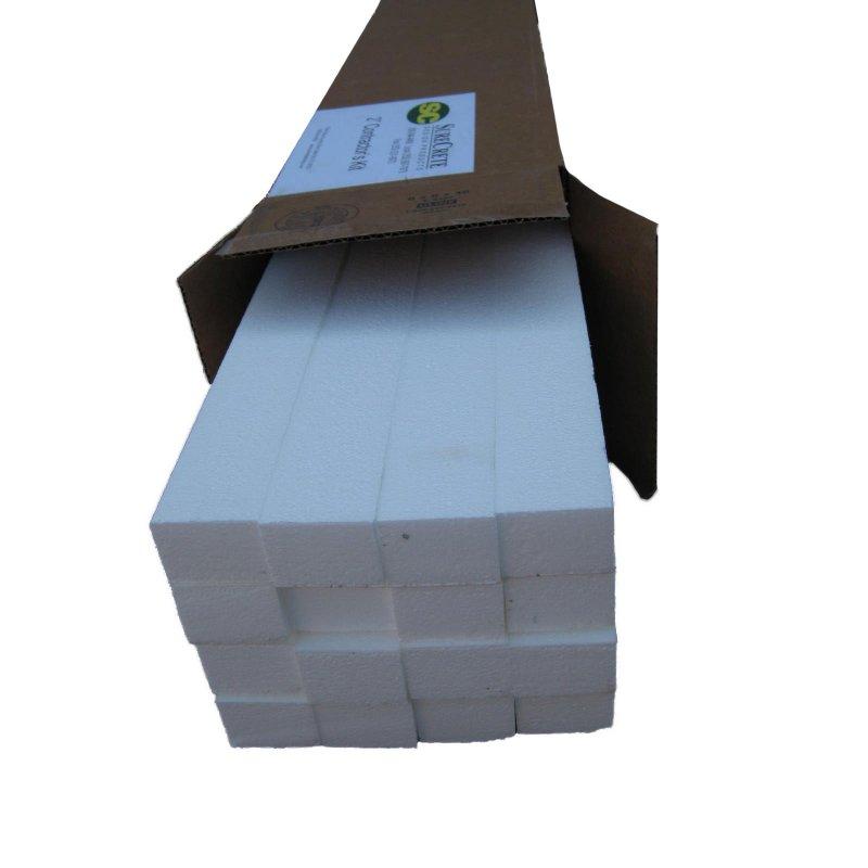 High Density Precast Concrete Foam Rails